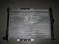 Радиатор охлаждения на DAEWOO LANOS 1.5 и 1.6 16V без кондиционера (TEMPEST)