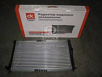 Радиатор охлаждения на DAEWOO LANOS 1.5 и 1.6 16V с кондиционером (ДК)
