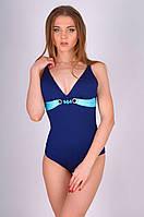 Цельный купальник Miss Marea 20429 44 Сине-голубой MissMarea 20429