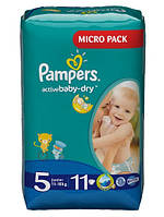 Pampers Подгузники Pampers Active Baby-Dry 5 Junior 11 шт.