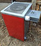 "Carbon КСТО-17,5-п ""ТАЙГА"" - котел с варочной плитой, фото 5"