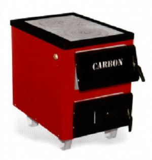 """Carbon КСТО-17,5-п """"ТАЙГА"""" - котел с варочной плитой"""