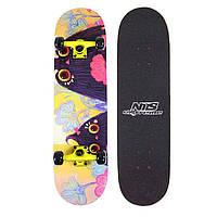 Скейтборд Nils Extreme CR3108SA Garden - 227254