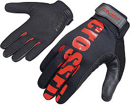 Рукавички для Crossfit SportVida SV-AG00042 (XL) Black