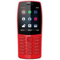 Мобільний телефон Nokia 210 DS Red (16OTRR01A01)