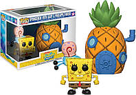 Фигурка Funko Pop SpongeBob SquarePants Фанко Поп Город 02 Губка Боб Квадратные Штан - 222348