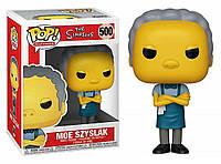 Фигурка Funko Pop Фанко Поп Симпсоны Мо Сизлак The Simpsons Moe Szyslak 10 см - 222933