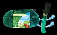 """Шланг оросительный Verdi HMG-1215 1/2"""", 15м, PVC с микроотверсиями (70344002)"""