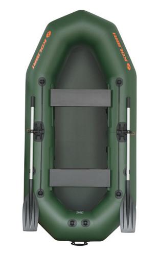 Kolibri K-290 - лодка надувная Колибри 290 без днищевого настила