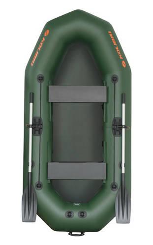Kolibri K-270 – лодка надувная Колибри 270 без днищевого настила.