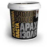 Заменитель питания MasloTom арахисовая паста с изолятом, 500 грамм