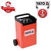 Пуско-зарядное устройство для аккумуляторов yato yt-83062 Металл