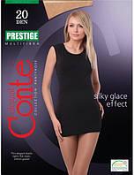 Conte. Колготки Prestige 20 Den р.2 Nero (4810226004043)