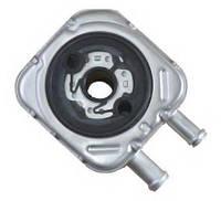 Радиатор водяного охлаждения масла VAG A3 / A4 / A6 / Golf / Bora 83- / T4 / LT 2.5TDI / Crafter 88-136PS