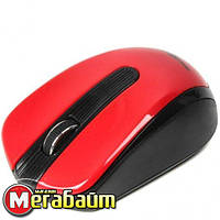 Мышь беспроводная Maxxter Mr-325-R Red USB
