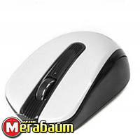 Мышь беспроводная Maxxter Mr-325-W White USB