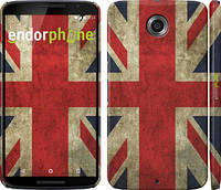 """Чехол на Motorola Nexus 6 Флаг Великобритании 3 """"402c-67"""""""