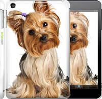 """Чехол на iPad mini 2 (Retina) Йоркширский терьер с хвостиком """"930c-28"""""""