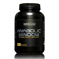 Послетренировочные комплексы Nutrabolics Anabolic window 2270 г  ваниль