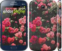 """Чехол на Samsung Galaxy Grand Duos I9082 Куст с розами """"2729c-66"""""""