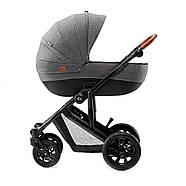 Универсальная коляска 2 в 1 Kinderkraft Prime Gray+ВИДЕО ОБЗОР, фото 4