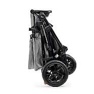 Универсальная коляска 2 в 1 Kinderkraft Prime Gray+ВИДЕО ОБЗОР, фото 7