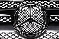 Решетка радиатора спринтер 906 / Mercedes Sprinter 209 - 518 с 2006 Оригинал 90688003859051 с звездой