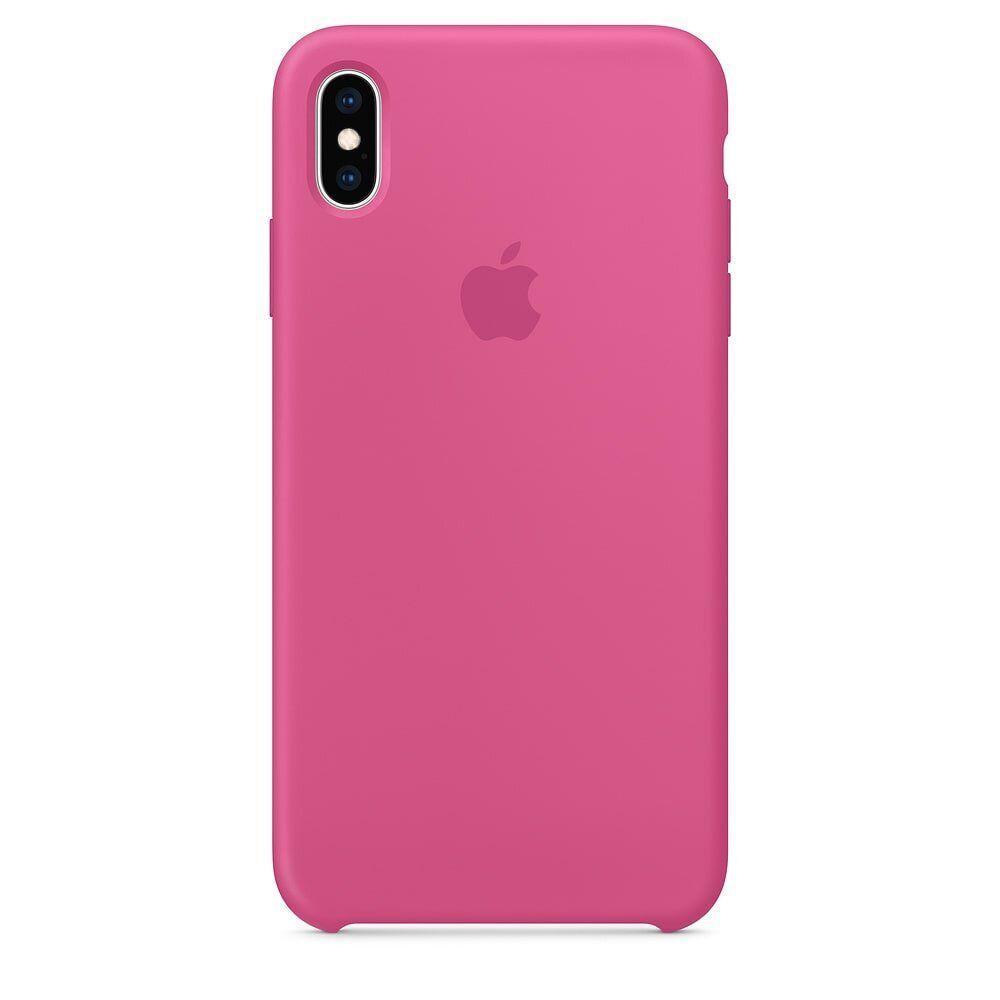 Чохол Apple (MC) iPhone X / Xs (Dragon Fruit)