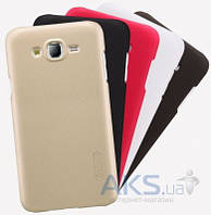 Чехол Nillkin Super Frosted Shield Samsung J500 Galaxy J5 Black