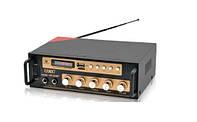 Усилитель Звука Двухканальный AMP SN 222 BT, фото 1
