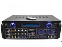 Усилитель Мощности Звука UKC AMP AV 1800 Компактный Усилитель Звука, фото 1