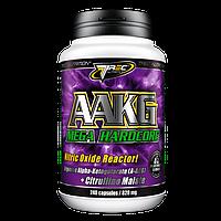Оксид азота, AAKG Trec Nutrition Aakg mega hardcore 120 капс