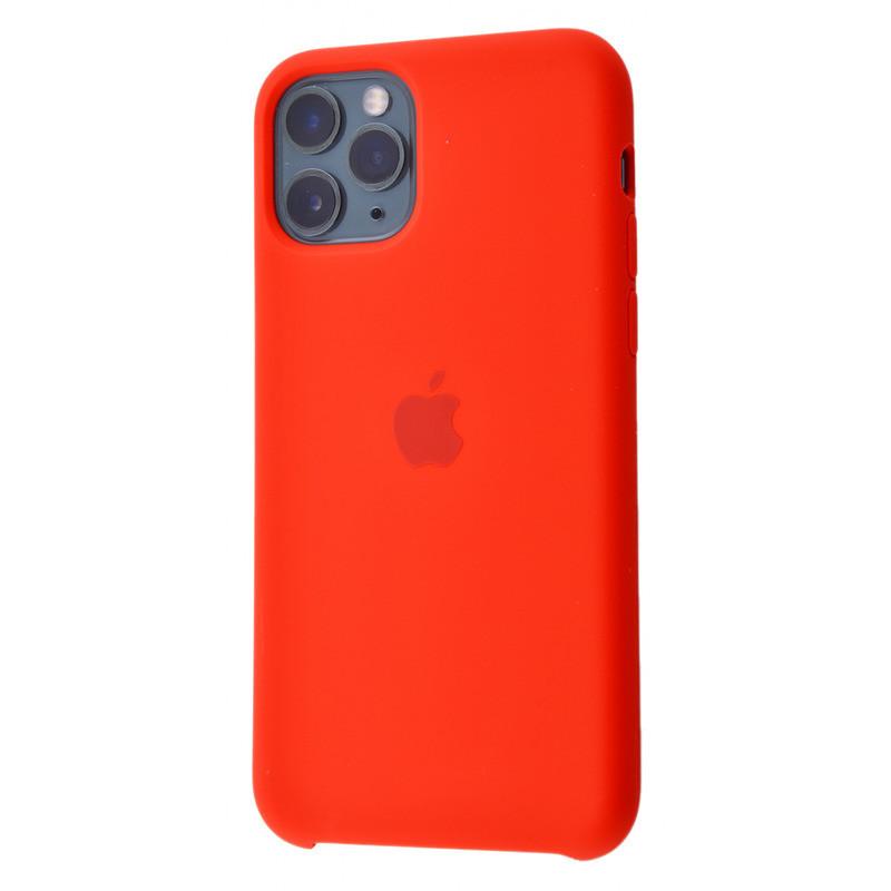 Чохол Apple (MC) iPhone 11 Pro Max (Red)
