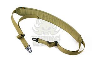 Оригинал Пулеметный ремень Pantac M249 Sling SL-N004 Ranger Green