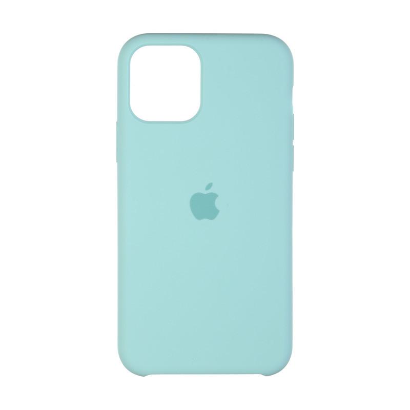 Чехол Apple (MC) iPhone 11 Pro Max (Marine Green)