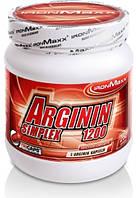 Аргинин IronMaxx Arginin simplex 1200 260 капс