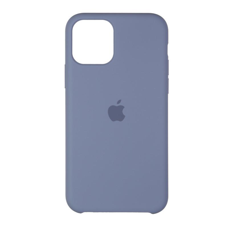 Чехол Apple (MC) iPhone 11 Pro Max (Lavender Grey)