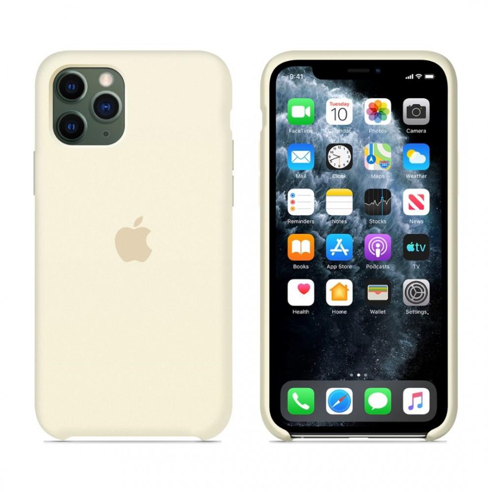 Чохол Apple (MC) iPhone 11 Pro Max (Antique White)