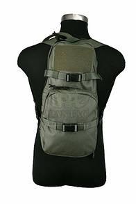 Оригинал Гидросистема питьевая тактическая Pantac MBSS Hydration Pack WB-C021, MAP, Cordura, 2.5л Ranger Green