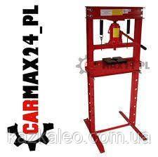 Прес гідравлічний гідравлічний підлоговий CARMAX 20тПольща