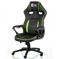 Кресло игровое Special4You Nitro black/green (000003680)