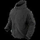 Оригинал Тактическая флисовая куртка Condor SIERRA Hooded Fleece Jacket 605 Large, Койот (Coyote), фото 3