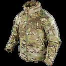 Оригинал Тактический софтшелл с флисом утепленный Condor SUMMIT Soft Shell Jacket 602 XX-Large, Graphite (Сірий), фото 2