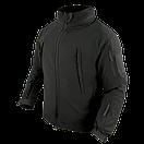 Оригинал Тактический софтшелл с флисом утепленный Condor SUMMIT Soft Shell Jacket 602 XX-Large, Graphite (Сірий), фото 8