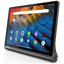 """Планшетный ПК Lenovo Yoga Smart Tab YT-X705L 4/64GB 4G Iron Grey (ZA530006UA); 10.1"""" (1920х1200) IPS / Qualcomm Snapdragon 439 / ОЗУ 4 ГБ / 64 ГБ, фото 3"""