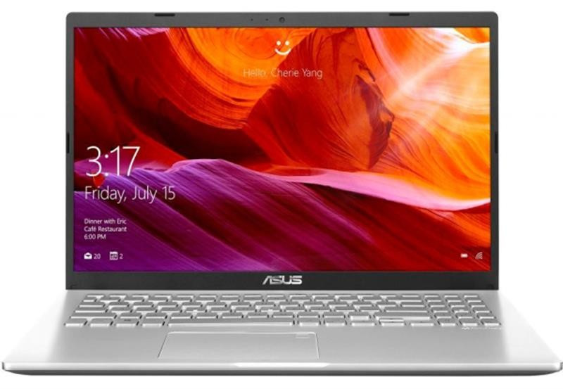 "Ноутбук Asus X509UB-EJ010 (90NB0ND1-M00810); 15.6"" FullHD (1920x1080) TN LED матовый / Intel Core i3-7020U (2.3 ГГц) / RAM 8 ГБ / SSD 256 ГБ / nVidia"