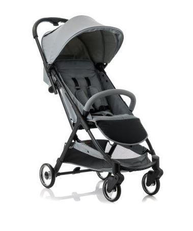 Прогулочная коляска Colibri Ash Grey Babyhit