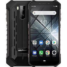 """Смартфон Ulefone Armor X3 Dual Sim Black (6937748733218); 5.5"""" (1440x720) IPS / MediaTek MT6580 / RAM 2 ГБ / 32 ГБ вбудованої + microSD до 128 ГБ /"""
