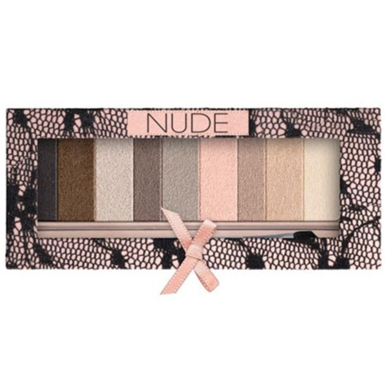 Минеральные тени натуральные оттенки Nude, Physician's Formula