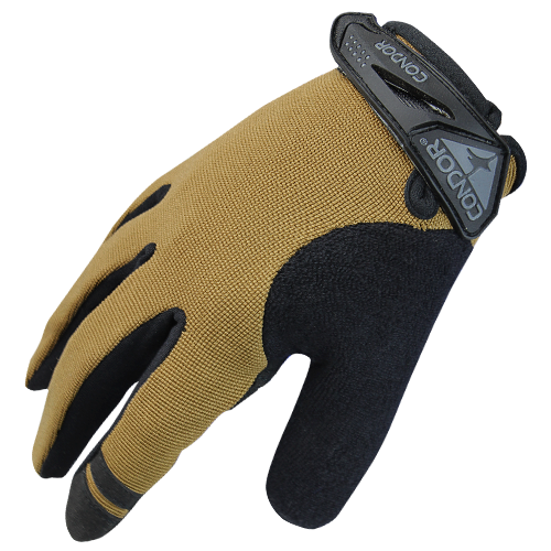 Condor Shooter Glove 228 XX-Large, Тан (Tan)